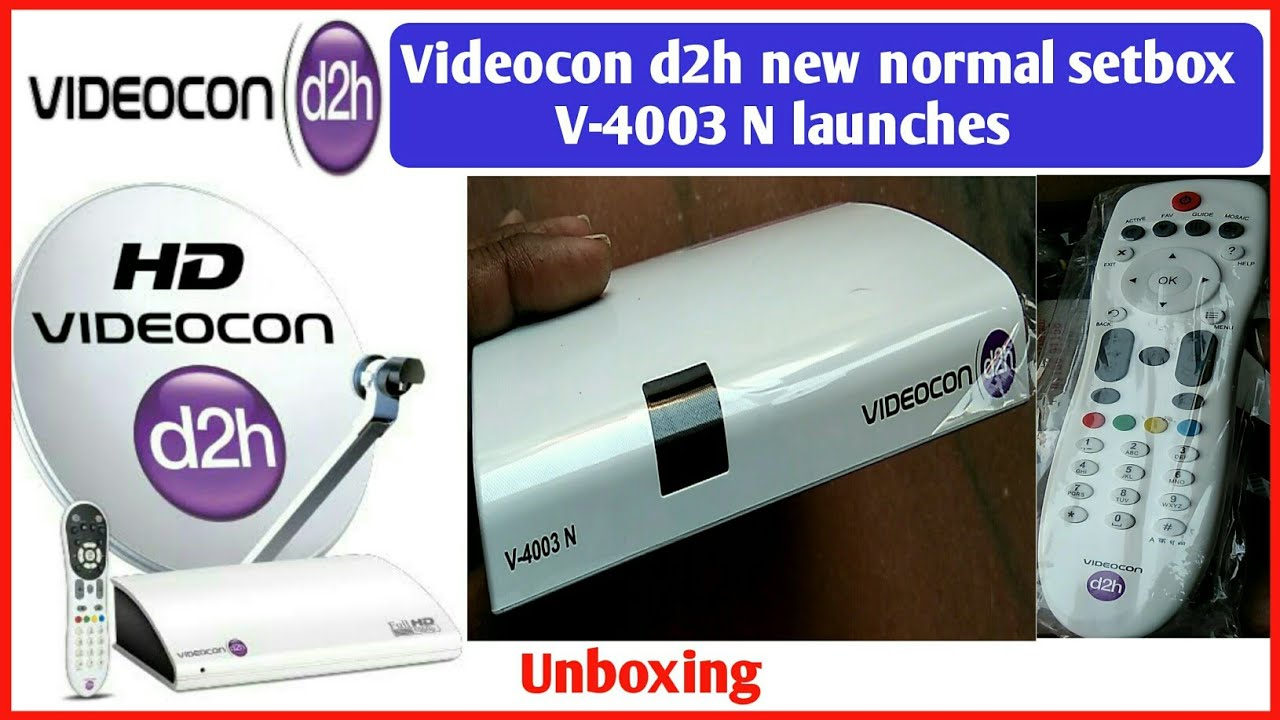 videocon d2h new connection offers 2018