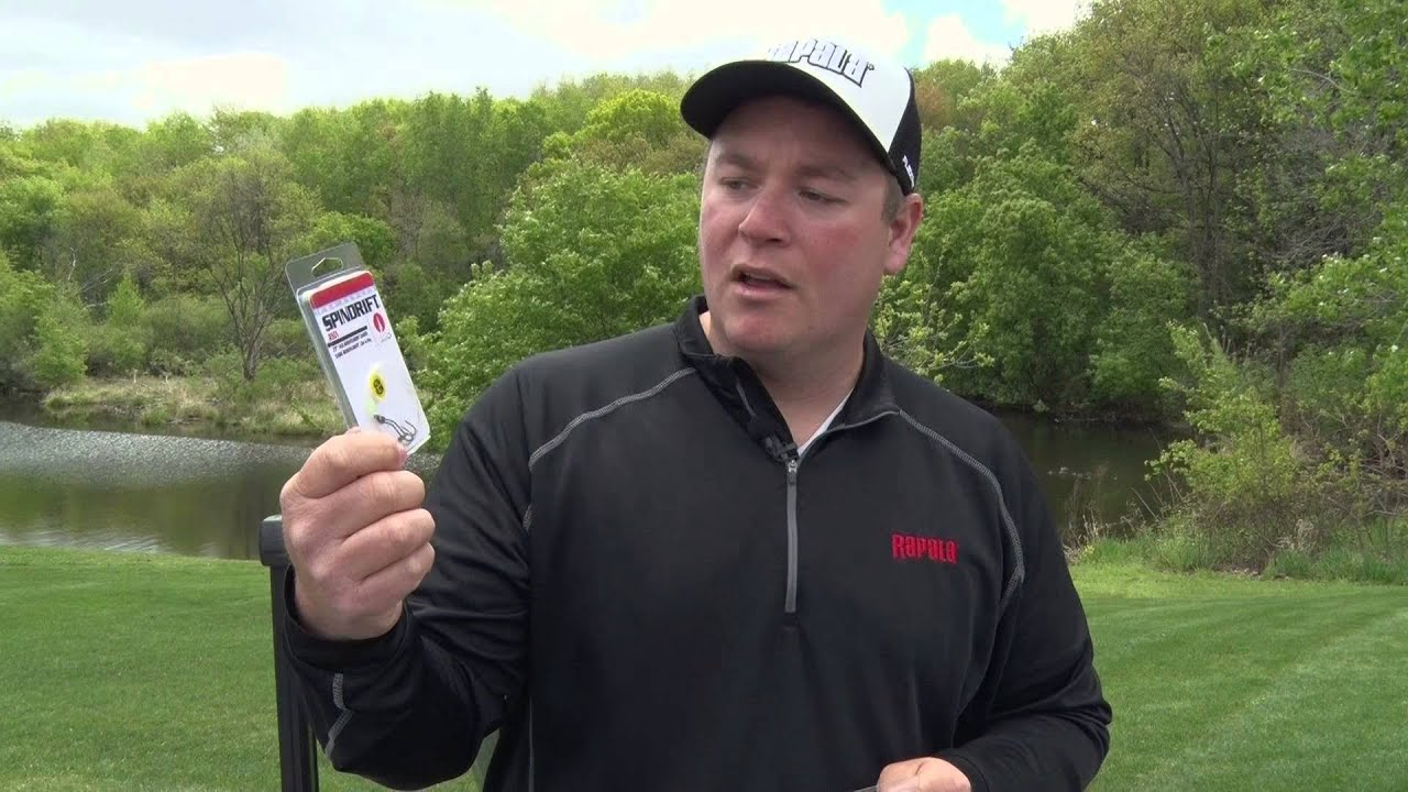 Midwest Outdoors Tv Show 1551 Tip Of The Week On Vmc Spindrift Hooks Youtube