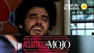 """Martín Reznik """"El Gnomo"""" -  """"Computadora"""" - Acústicos con Mojo"""