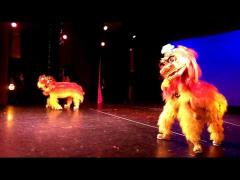 Traditional Chinese Lion Dance by China Spirit UK