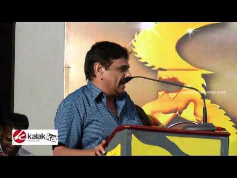 Ramesh Khanna at Thigaar Movie Audio Launch