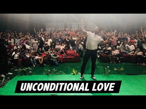 UNCONDITIONAL LOVE - Thank You Everyone || Guru Mann