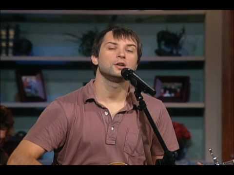 Brandon Heath: I'm Not Who I Was (James Robison | LIFE Today)