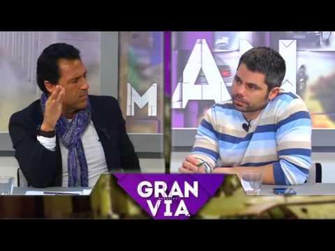 Gran Vía - 27 de marzo de 2015 - Ricardo Martínez y José Antonio López