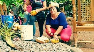 Que Rico Pelando Los Cocos Para El Fresco - Feliz Día Del Padre Parte 3   El Salvador Go