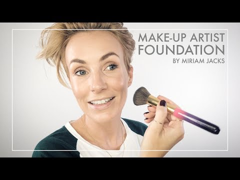 MAKE-UP ARTIST FOUNDATION