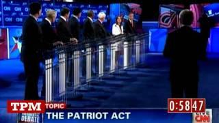 Debate In 100 Seconds: It