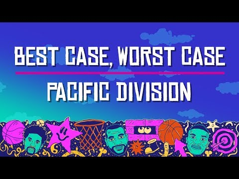 Pacific Division Best/Worst Cases   NBA Previewpalooza