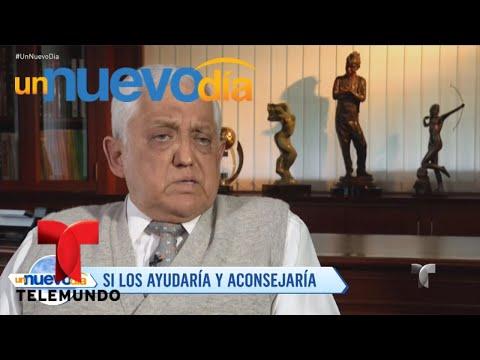 La Fundación Cantinflas en problemas con la heredera | Un Nuevo Día | Telemundo