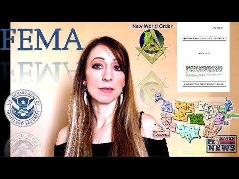 "FEMA's Secret Revealed - ""They Aren't Coming!!"""