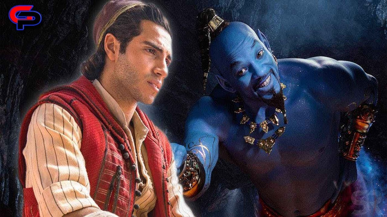 Disney's Aladdin Trailer -  2019 - Gameplay || Full HD