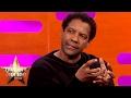 Denzel Washington is in Awe of Viola Davis | The Graham Norton Show