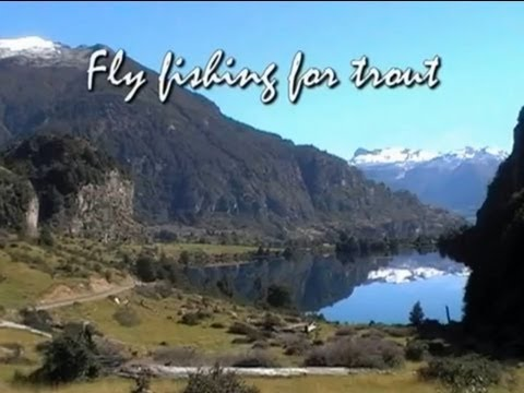 Fly Fishing for trout in Chilean Patagonia
