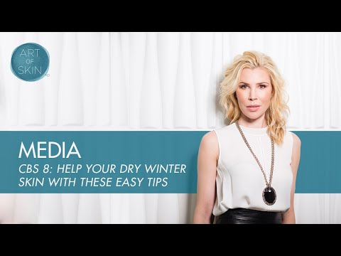 Help your dry winter skin with these easy tips!