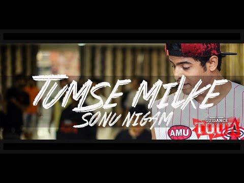 "TUMSE MILKE - Main Hoon Na | Tushar Shetty Choreography | GUIDANCE Tour ""Surat"""