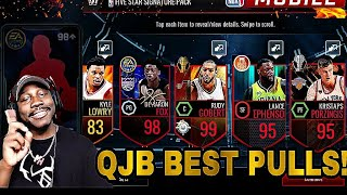 Best QJB Pulls in NBA LIVE Mobile! #3