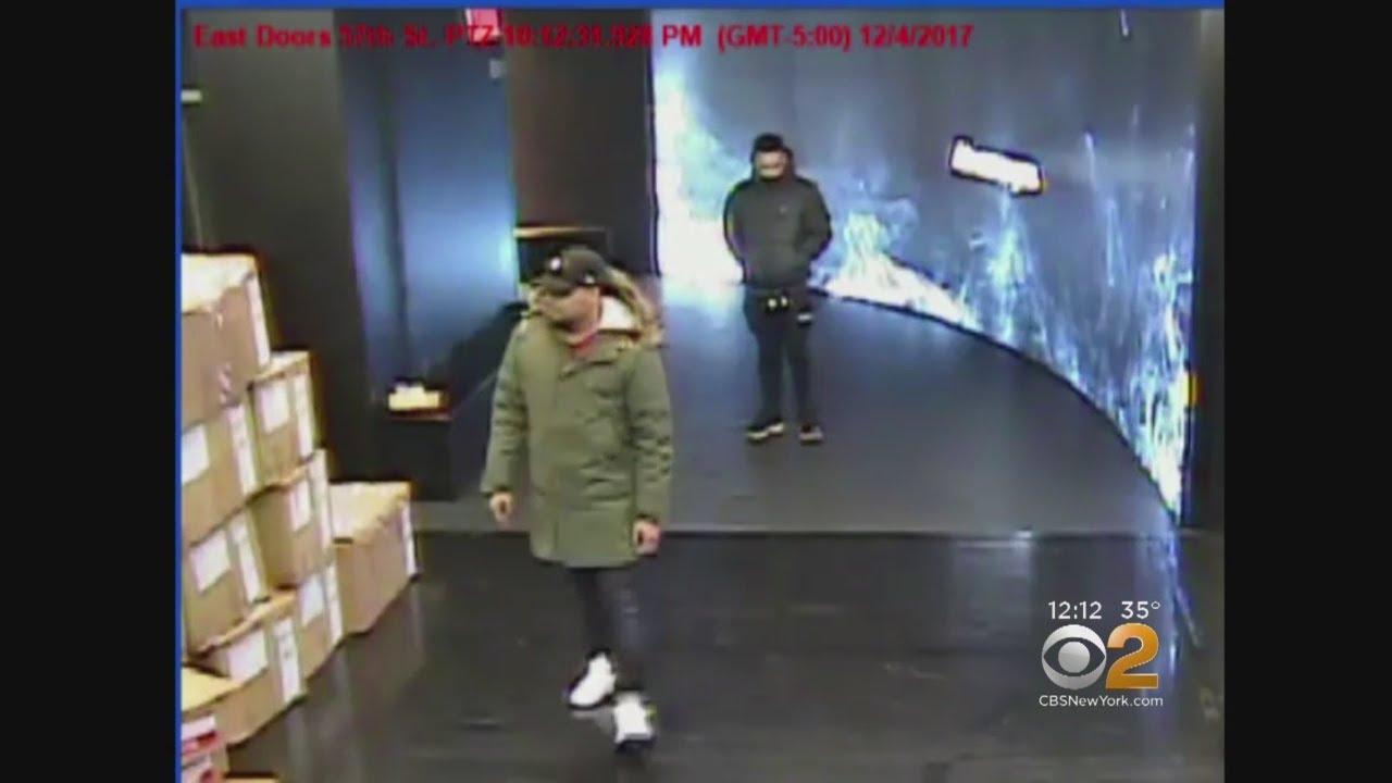 Thieves Nab $7,200 Worth Of Jordan Retro 11 Shoes