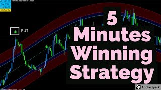Best IQ/ Binary Option 5 Min Strategy Indicator// Attach With Metatrader 4// Free Download !! 2019