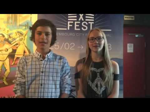 EFA Young Audience Award 8.05.2016 - Luxembourg City Film Festival