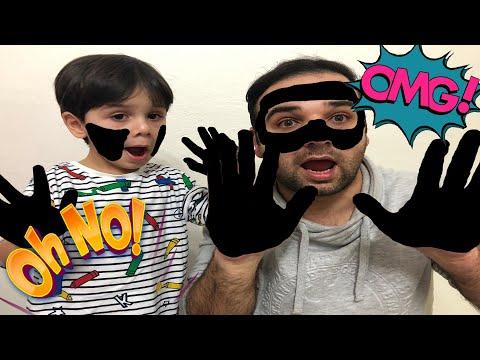 My Face And My Hands Are Black - Yiğitin Oyun Dünyası, شفا وجهي و يدي سوداء ! !