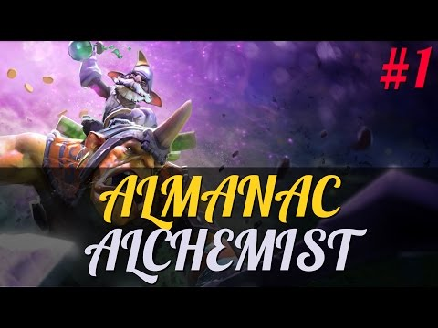 We started SFM Dota Lore series. First one is Alchemist!