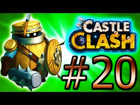 Castle Clash F2P Episode 20!!!
