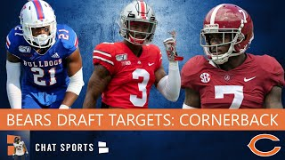 Chicago Bears Rumors: Top 5 Cornerbacks The Bears Can Target In The 2020 NFL Draft Ft. Trevon Diggs