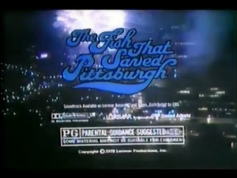 'The Fish That Saved Pittsburgh' Movie Promo (1979)