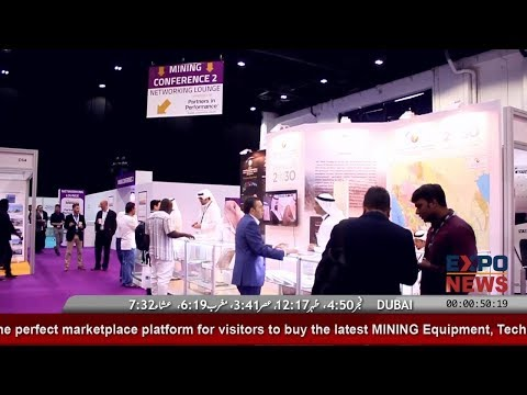 The MINING Show 2018 - Dubai World Trade Centre DWTC - PROGESYS Industrial Consultants