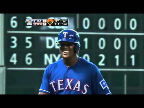 Adrian Beltre Funniest Moments (Texas Rangers)