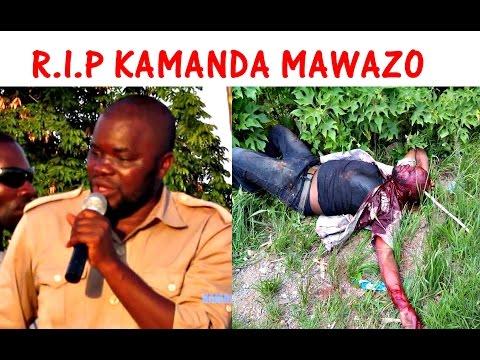 KAMANDA MAWAZO- Dakika Za Mwisho Katika Kampeni, Kabla ya Mauti. #AlKabellergeShow