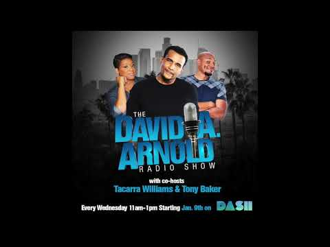THE DAVID A ARNOLD RADIO SHOW 2019 - EPISODE 1