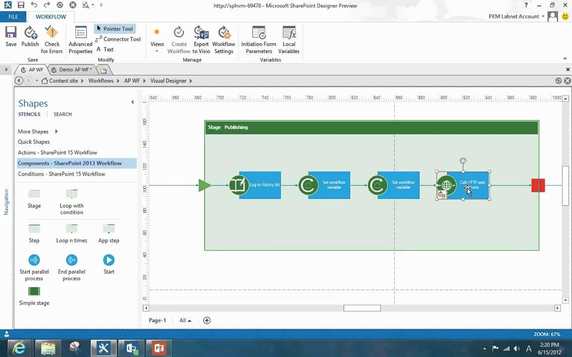 Sharepoint designer 2013 visual designer video with run time sharepoint designer 2013 visual designer video with run time external version baditri Choice Image