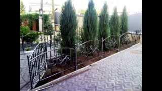 Кованые ворота, заборы, перила, лестницы, калитки и мебель(Лидер производит кованые изделия на собственном производстве в Челябинске., 2013-04-19T03:36:32.000Z)