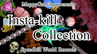 Terraria Insta-kill Collection - Speedkill World Records