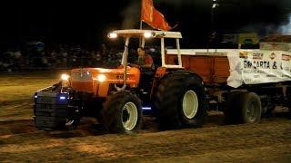 Arborea 6^ Tractor Drag 2014