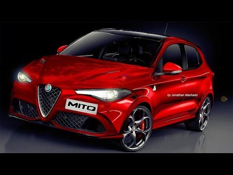 MAKING OF New 2018 Alfa Romeo MiTo @ Fiat Argo #DescubraArgo