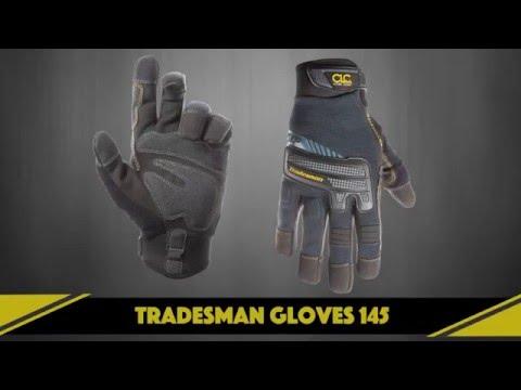 CLC 145 TRADESMAN™ WORK GLOVES