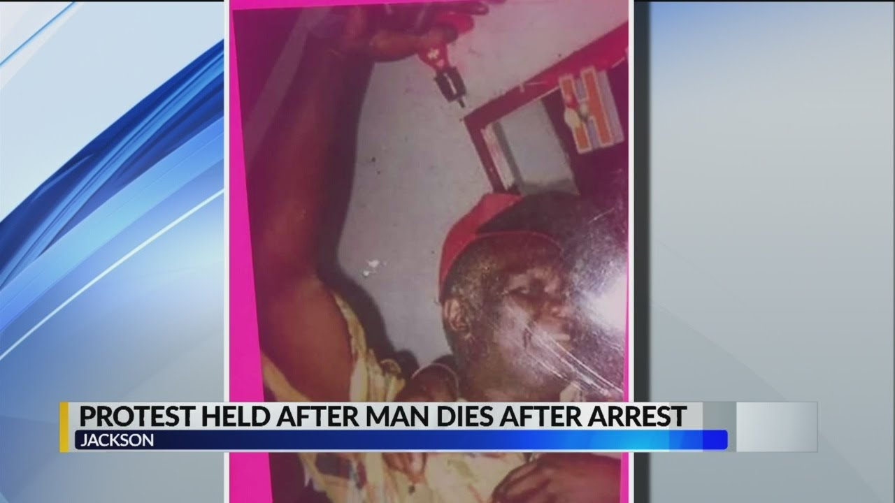 Protest over 61 year old Elder's death following Police Arrest and Assault