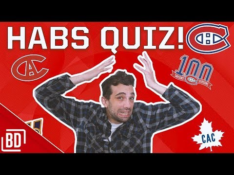 CAN JAY BARUCHEL ANSWER THESE HABS QUESTIONS