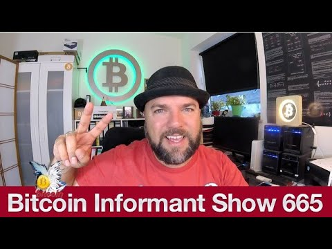 #665 Nouriel Roubini Warnung, Coinbase Handelssignale & Steve Wozniak Blockchain Unternehmen
