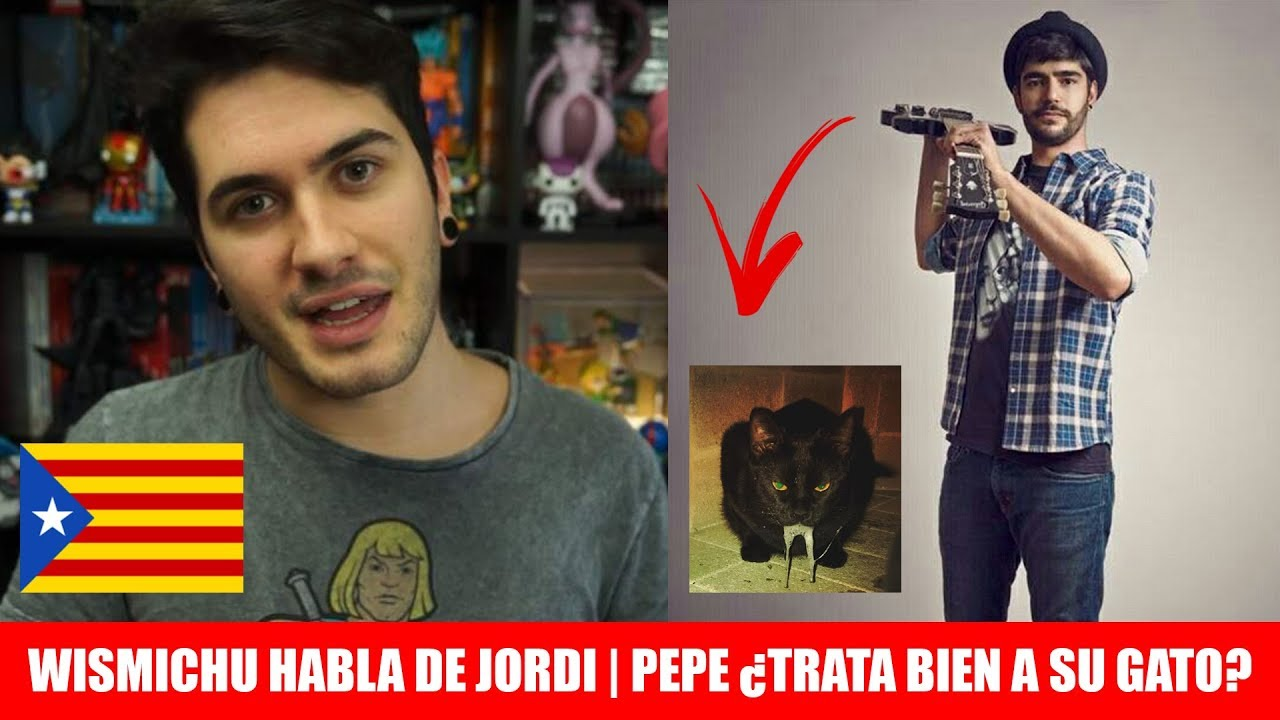 jordi el nino زندگینامه Wismichu habla sobre Jordi Wild y Cataluña | PepeProble ...