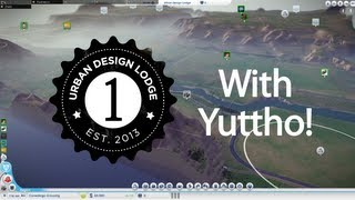 Urban Design Lodge With Yuttho! - Part 1 - Simcity (2013)