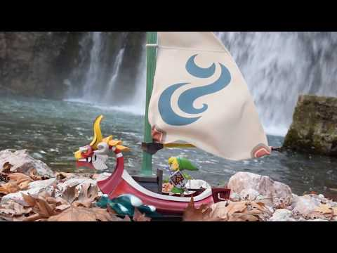 LINK ON THE KING OF RED LIONS EXCLUSIVE #0653 F4F First 4 Figures