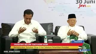Prabowo Tentukan Sikap 3 Hari Sebelum Pelantikan Presiden - JPNN.com
