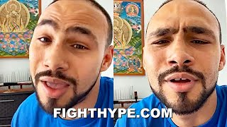 """KEITH THURMAN RESPONDS TO PACQUIAO """"SPENCE IS SLOWER"""" TAKE; WARNS """"A LITTLE MISLEADING"""" VS. GARCIA"""