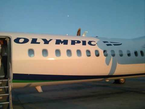 "Olympic Air  ""Η Ελλάδα ψηλά"""