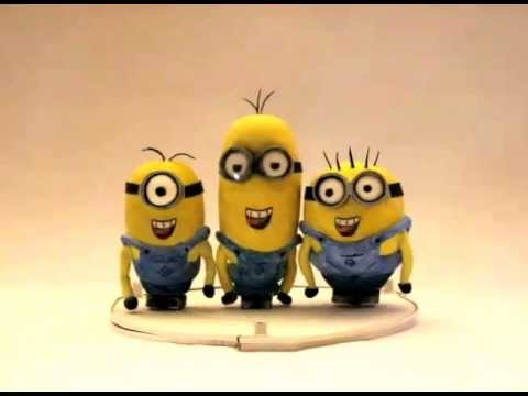 The Minions sing Happy Birthday To You Travel Video