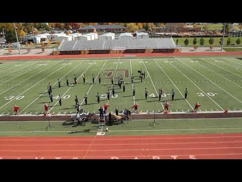 03 Salem Hills High School Marching Band - Davis Cup 2018