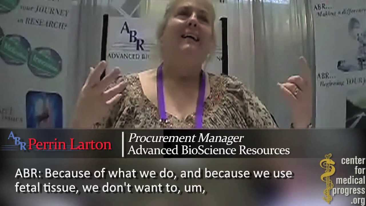 "Planned Parenthood Baby Parts Vendor ABR Pays Off Clinics, Intact Fetuses ""Just Fell Out"""